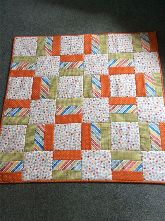 Baby floor quilt mark 3