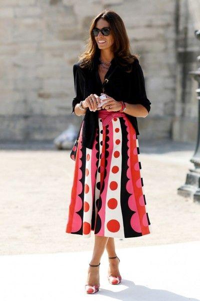 Как оставаться модной после 50 лет: 8 советов стилистов | Golbis