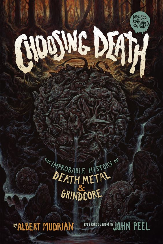 """By Sean Barrett From June 2016Vandala Magazine READ MORE ARTICLES, INTERVIEWS & MORE FREE A legendary tome central to extreme metal underground lore, Choosing Death is a 2004 account of """"The…"""