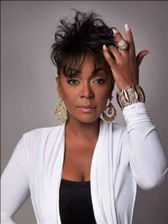 One of my favorite singers of all time. Anita Baker.