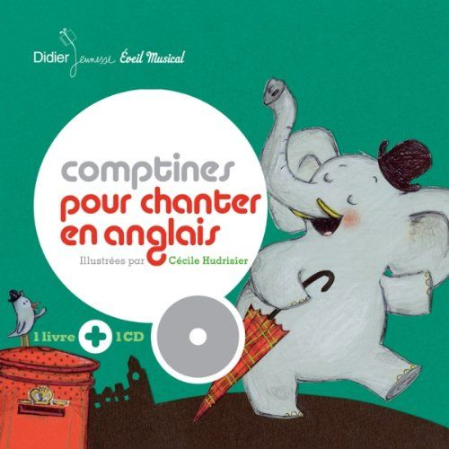 Comptines pour chanter en anglais de Cécile Hudrisier http://www.amazon.fr/dp/2278068288/ref=cm_sw_r_pi_dp_s4RCwb0JW0V3N