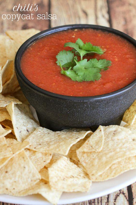 Chili's Salsa