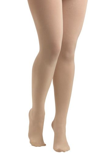 modcloth tights for every occasion in tea garden $14.99