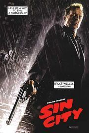 the bad battle the very bad in this stylish action flick.