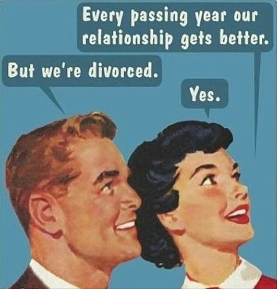 LOL funny divorce meme