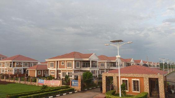 Nigeria Beautiful Houses La Classe Moyenne Africaine