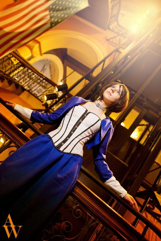Elizabeth (Bioshock Infinite) I