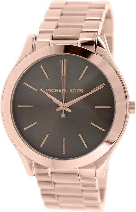 Damen Uhren MICHAEL KORS MKORS RUNWAY MK3181: Amazon.de: Uhren