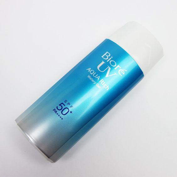 强力推荐 Bioré 防晒︱如果你的防晒没有做好,那用再贵的美白精华也是毫无效果!- Gorgeous Fash