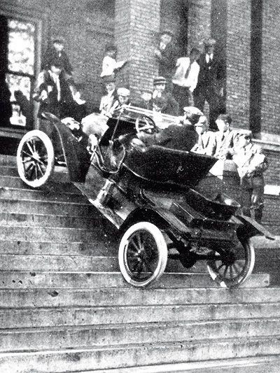 100 Jahre Model T Als Mr Ford Weinte
