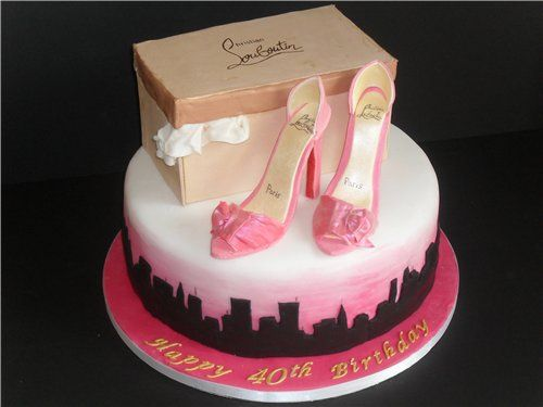 Sex And The City Cakes 94