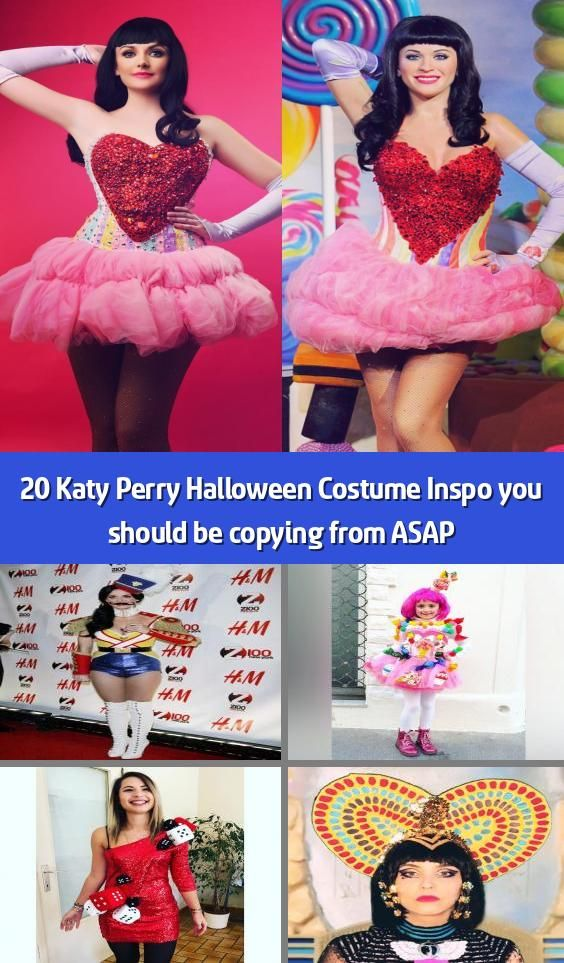 Katy Perry Halloween 2020 20 Katy Perry Halloween Costume Inspo you should be copying from