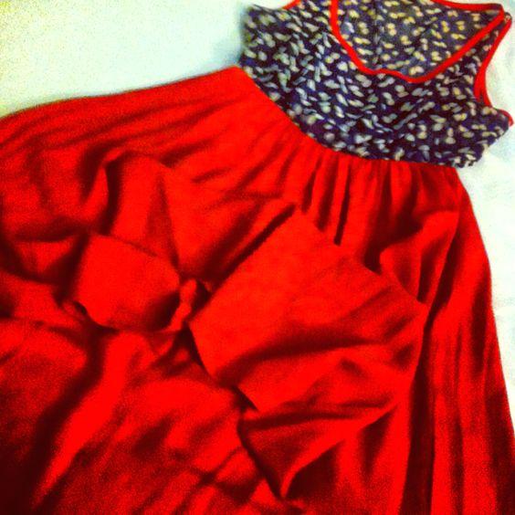 My new High-Low Dresss!!!