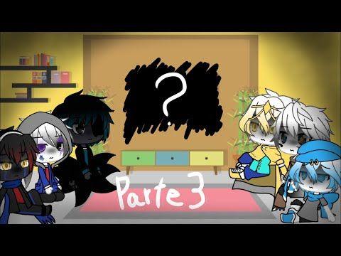 Sans Aus Reagindo A Afton Familly Memes Gacha Life Parte3 Youtube Afton Anime San