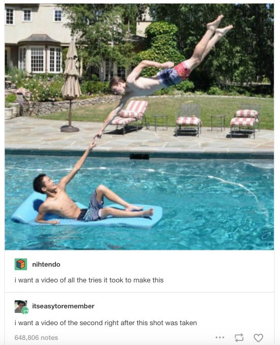 And this perfectly-timed scene. | Community Post: 23 Joyful, Quality Tumblr Posts That Will Make Your Entire Day