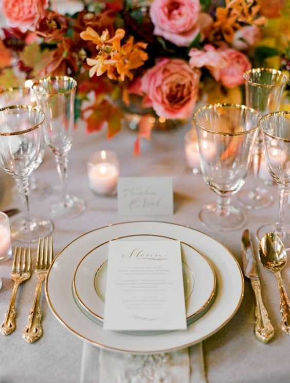 Victorian Table Decoration-- Themes to Make Your Big Day Special. http://www.mybigdaycompany.com/