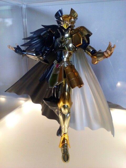 Gemini Saga Collectibles Saint Seiya Legend of Sanctuary Saint Cloth