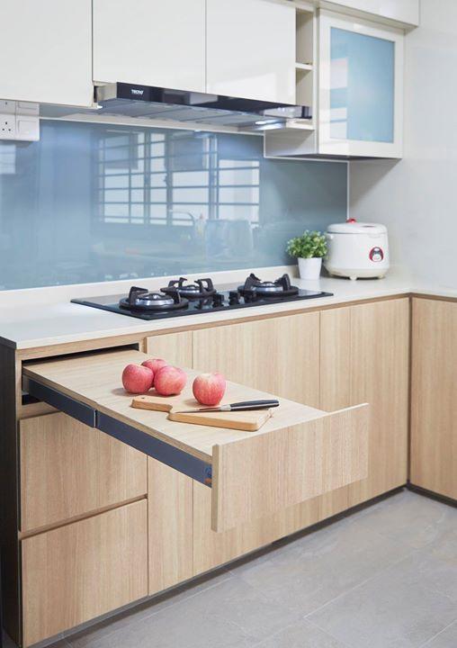Carpenters Interior Design Singapore Bto Design Hdb Resale Design Condominium Design Landed Kitchen Design Small Interior Design Kitchen Modern Kitchen Design