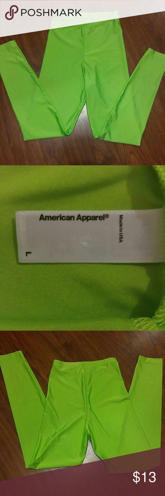 American App Yoga Pants
