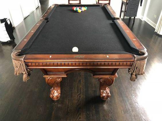 7 American Heritage Billiards