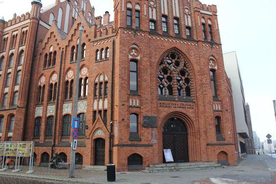 Гданьская библиотека