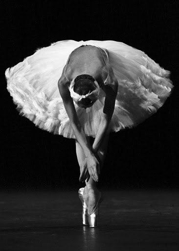 Prima Ballerina, Uliana Lopatkina.<3