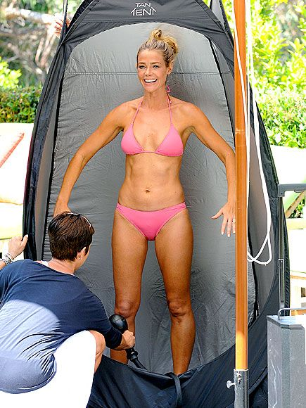 Denise Richards Being Custom Airbrush By Infinity Sun