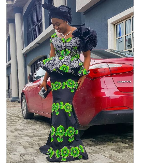 2020 Asoebi Styles Collection For African Woman To Try Out - Dabonke : Nigeria Latest Gist and Fashion 2019