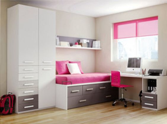 Pics for dormitorio juvenil ikea for Diseno de dormitorios