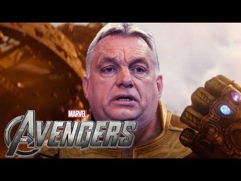 Bosszuallok Vegtelen Haboru Trailer Parodia Youtube Marvel Avengers Memes Avengers
