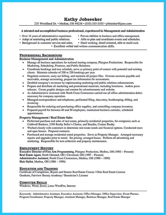 system administrator resume System administrator resume includes a - property manager resume sample