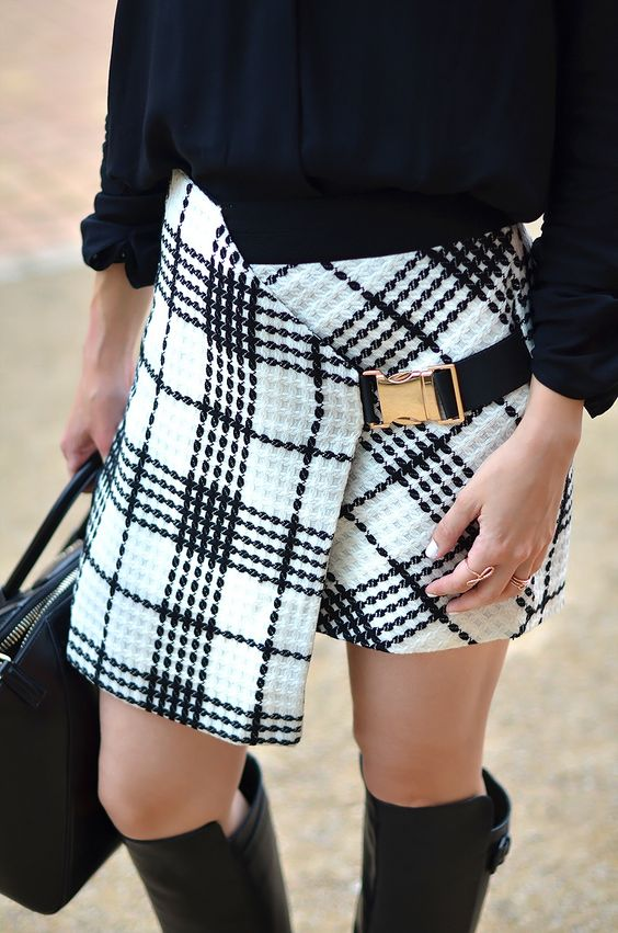 54 Women Skirts To Update You Wardrobe