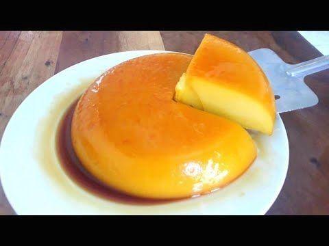 Flan De Naranja Sin Horno Sin Huevo Fácil Y Riquisimo 1001 Yummy Food Food Recipes
