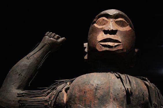 Je vous emmène faire un tour au Musée du Quai Branly à Paris, à la découverte des cultures du monde entier !