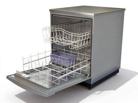 Video tutorial para aprender a limpiar la lavadora y el lavavajillas por dentro.