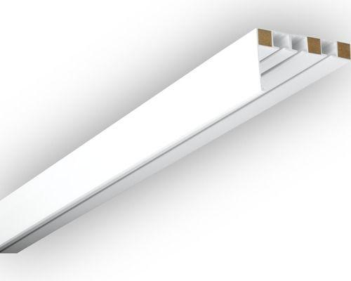 Vorhangschiene Mit Blende Dreilaufig 300 Cm Vorhangschiene Vorhange Vorhangstangen