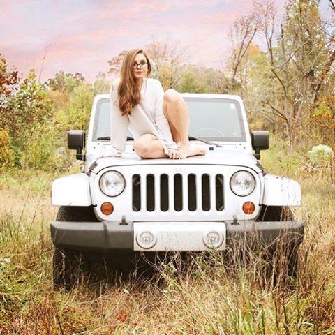 Jeep Is Life — jeepbeef:   @athomewithbritney  #JeepHer #Jeep