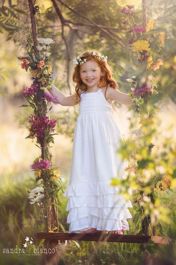 Esprit bohême pour cette adorable robe !: