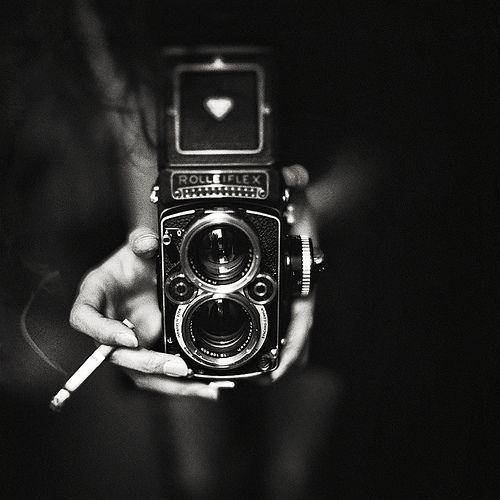 La cámara. #ThePhotographer