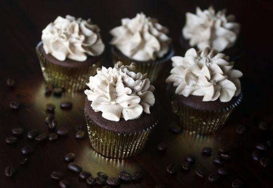 coffee cupcakes cupcake coffee cupcakes chocolate coffee food recipe ...