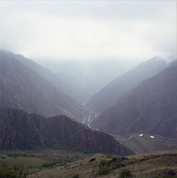 Otmök Pass, Kirghizstan, 2011