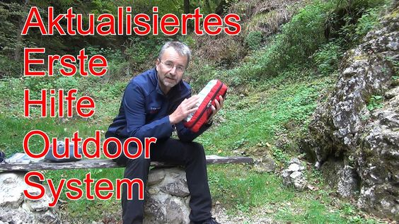 093-Aktualisiertes Erste-Hilfe-Outdoor-System