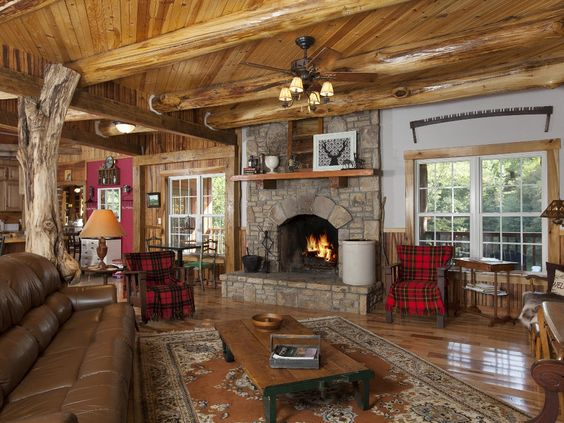 Cabin rentals in nc nc mountains and ski on pinterest for Places to stay in asheville nc cabins