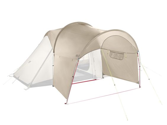 Large vestibule for family tents - Sun tents and beach shelters - Tents - Equipment - Jack Wolfskin International  sc 1 st  Pinterest & Harley-Davidson® Dome Tent w/Vestibule http://www.bikerathome.com ...