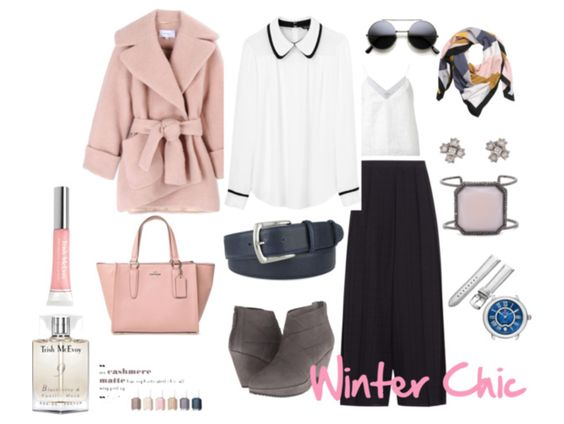 Fashion Friday - Chic outfit for work or lunch in the city with the girls. It says understated glamor - lovely!