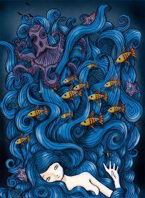 ♥ Butterfly Blue ♥