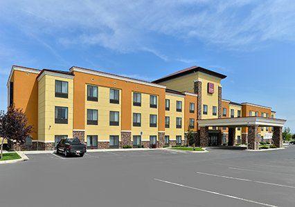 Helena MT Hotels, Comfort Suites
