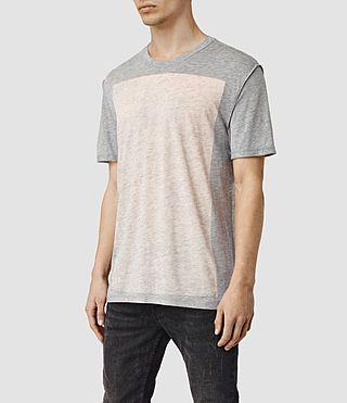 AllSaints Herren T-Shirts | Rundhals, V-Ausschnitt, Bedruckte & Polos
