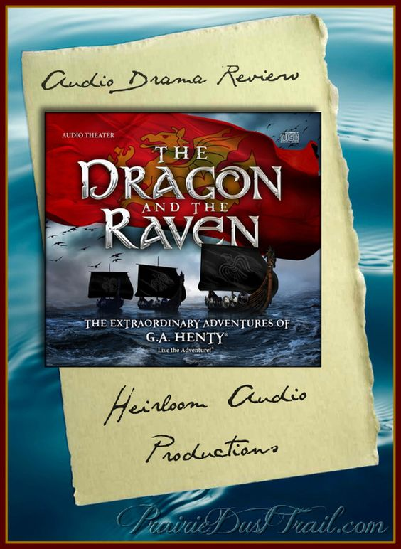 Heirloom Audio Productions has done it again! We loved GA Henty's Under Drake's Flag! Here is another exceptional audio drama!