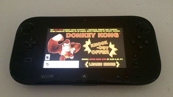 Quickly Disable Ad Alerts on Your Wii U GamePad with a Few Settings